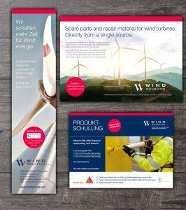 Anzeigenmotive Windsourcing GmbH