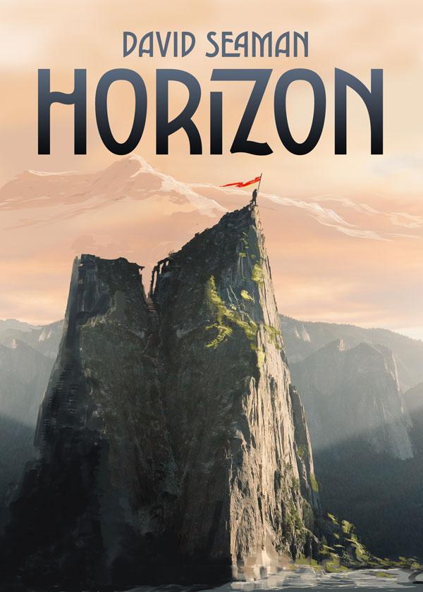 Horizon Buchcover